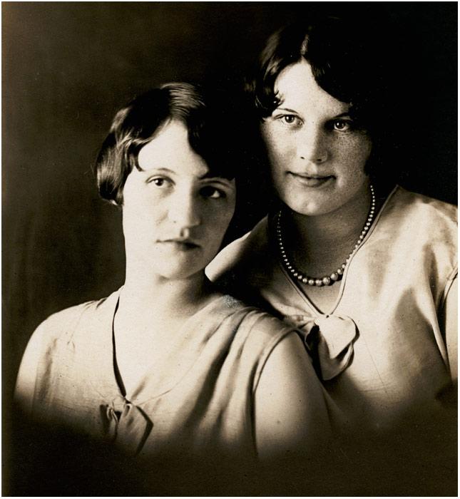 Cutie Harlow and Hallie Johnson Shisler