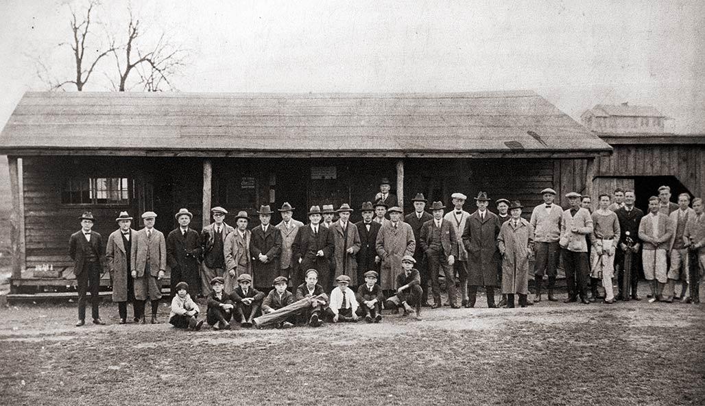 Alb Golf club members
