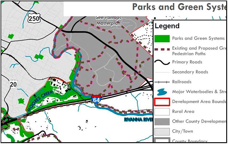 parks and Green systems